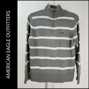 American Eagle Outfitters Long Sleeve Knit Sweater